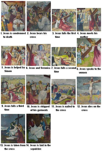 Stations of the Cross - mdbys.com